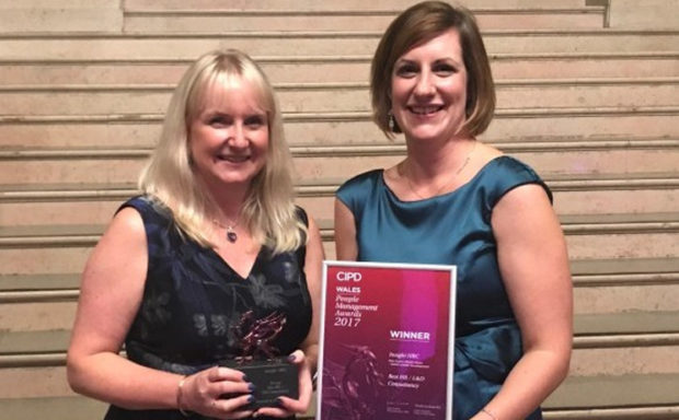 CIPD Wales Awards 2017